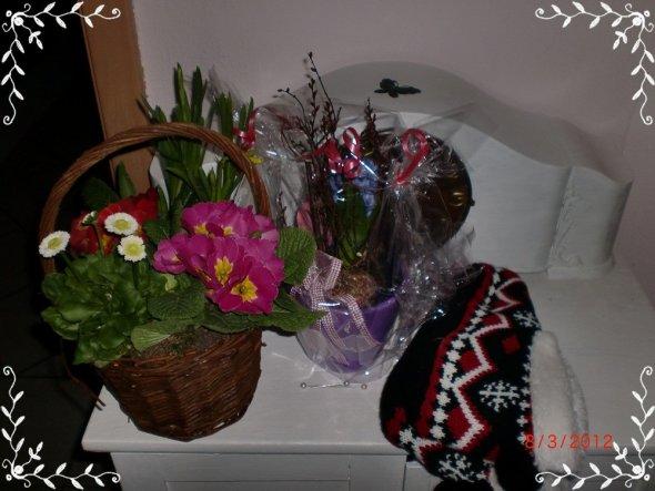 Meine Geburtstagsgeschenke...nicht viel aber von Herzen!!!
