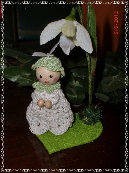 Ein kleines Blumenelfchen...