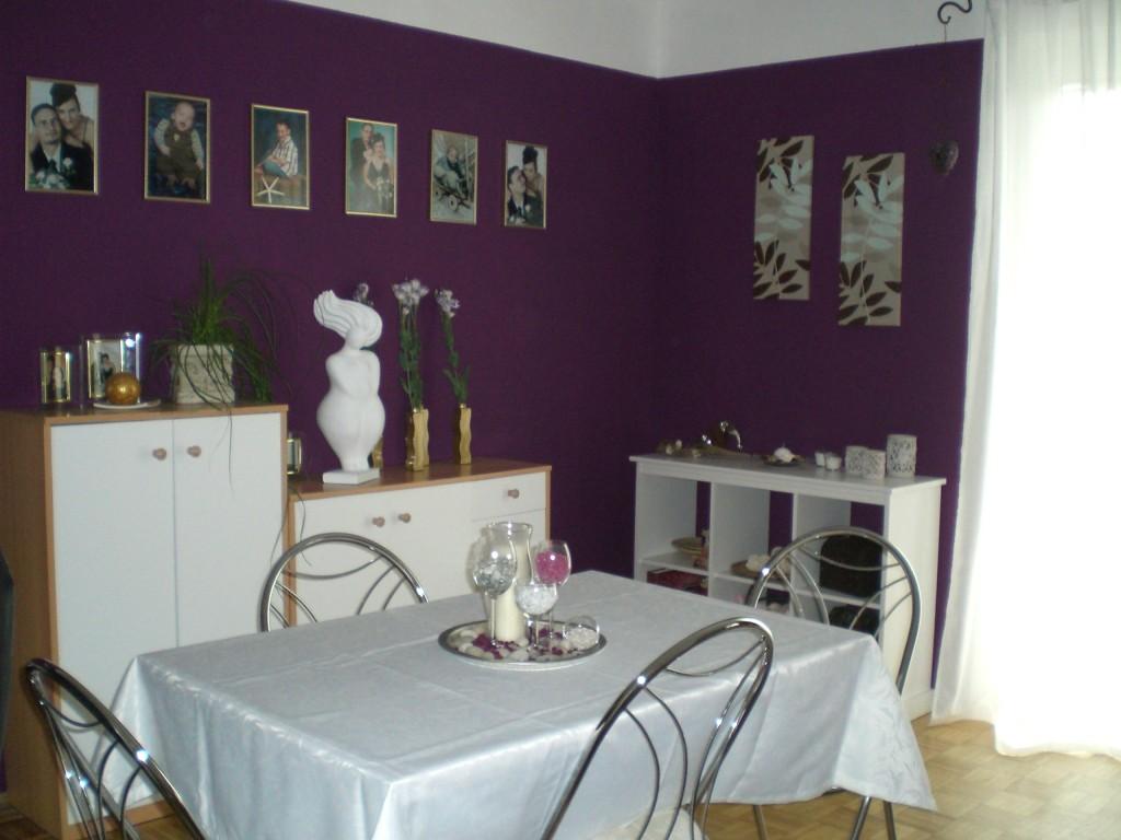Wohnzimmer \'Lila/Weiß\' - Mein Domizil - Zimmerschau