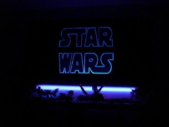 Einzigartig Kinderzimmer 'Star Wars' - Mein Domizil - Zimmerschau UH95