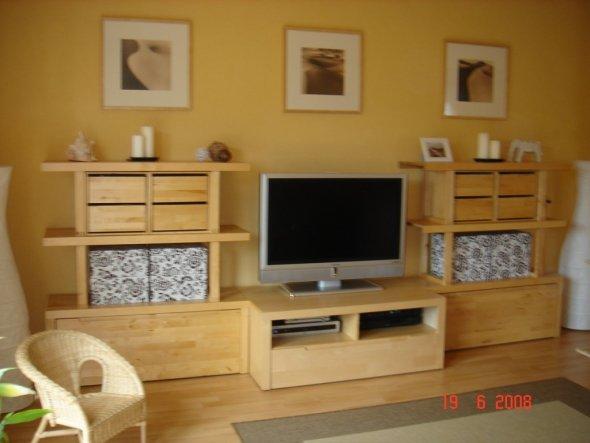 Wohnzimmer 'Little IKEA (vor der Reno.2010)' - Mein IKEA zu Hause ...