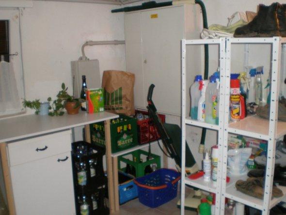 Arbeitszimmer / Büro 'Hauswirtschaftsraum'