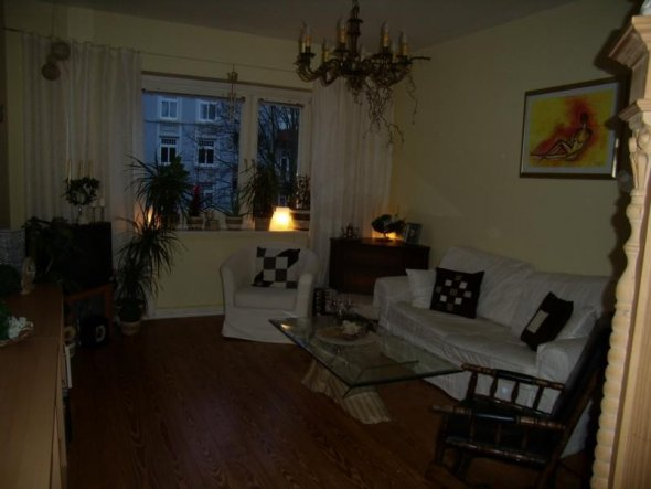 weihnachtsdeko meine kleine wohnung von mrbenji 4148 zimmerschau. Black Bedroom Furniture Sets. Home Design Ideas