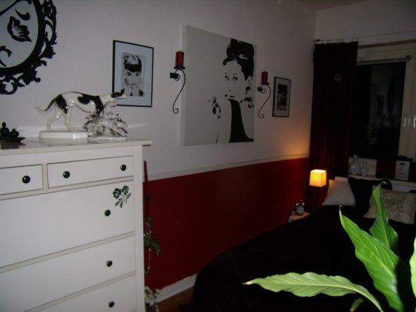 schlafzimmer 39 schlafzimmer 39 meine kleine wohnung zimmerschau. Black Bedroom Furniture Sets. Home Design Ideas