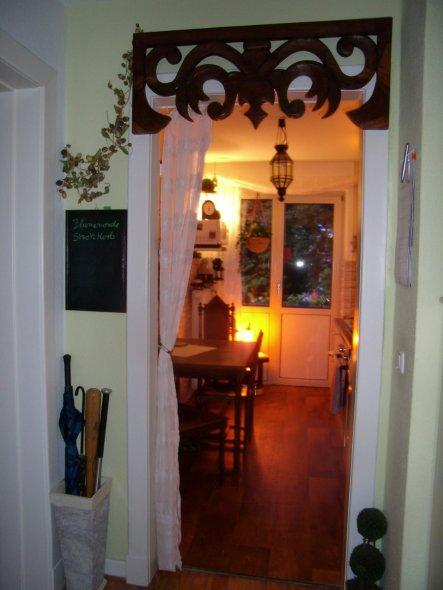 flur diele 39 mein flur 39 meine malwieder neue wohnung zimmerschau. Black Bedroom Furniture Sets. Home Design Ideas
