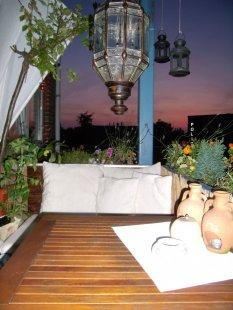 Terrasse / Balkon 'Eigenbau mein Raumwunder'