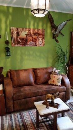 Exotisch 'Gästezimmer Ankleidezimmer'
