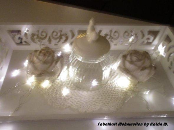 Weihnachtsdeko 'Weihnachten in weiß 2015'