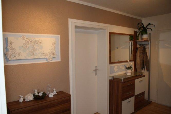 flur diele unser neues zu hause von mausebaer 8343 zimmerschau. Black Bedroom Furniture Sets. Home Design Ideas