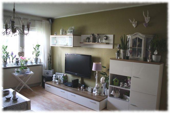 Wohnzimmer Unser Neues Zu Hause Von Mausebaer 8341 Zimmerschau