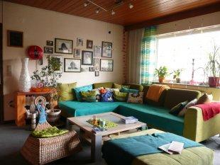 Wohnzimmer Sofaecke