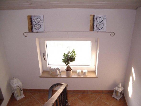 FlurDiele Treppenhaus  Wohnen unterm Dach  Zimmerschau