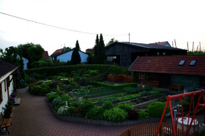 Garten 'Gemüsegarten'