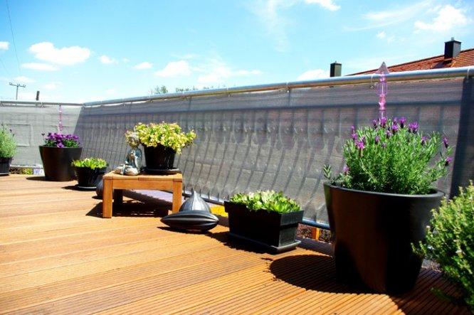 Terrasse / Balkon 'Dachterrasse'