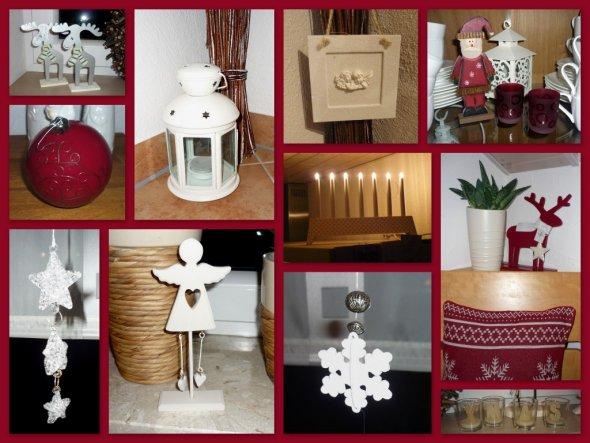 Weihnachtsdeko 'Advent 2009'