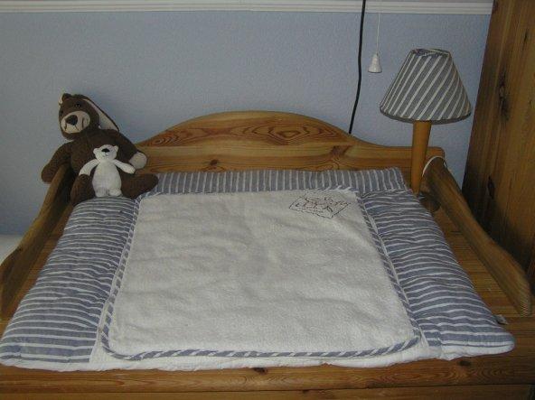 Kinderzimmer 39 babyzimmer 39 livingzone zimmerschau - Wimpel babyzimmer ...