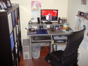 Arbeits-Gästezimmer