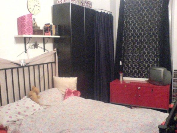 Schlafzimmer 'Silentium'