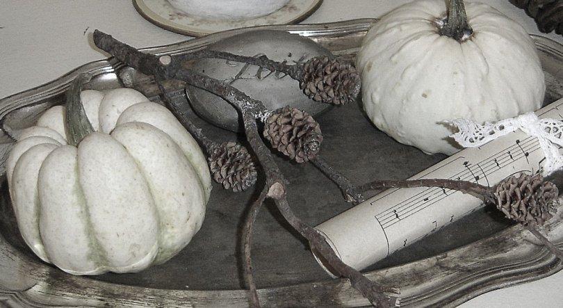 Deko 'Herbstzauber 2010'