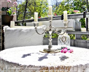 Terrasse / Balkon 'Der Lenz ist da'