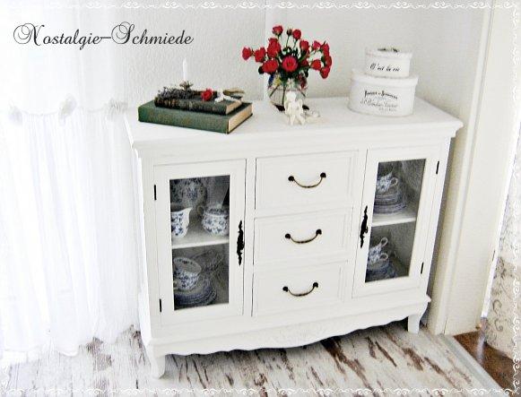 Wohnzimmer 'Meine weiße Lieblingsstube'
