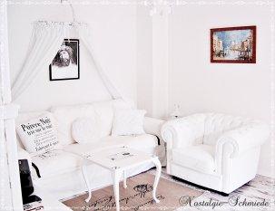 Meine weiße Lieblingsstube