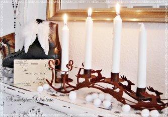 Weihnachtspost zum Nachdenken
