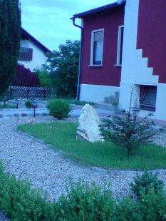Haus, Garten und Terrasse