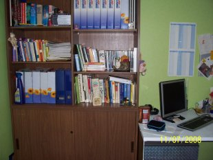 Hobbyraum 'Büro'