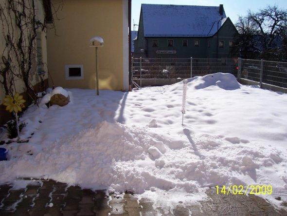 Genug Schnee für diesen Winter