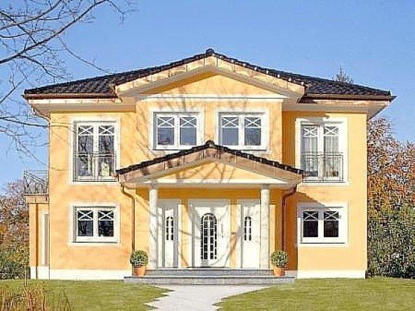 Hausfassade / Außenansichten 'Neues Haus'