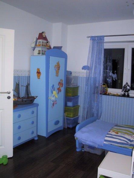 Kinderzimmer 'blaues Kinderzimmer'