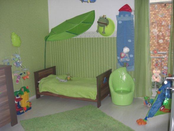 kinderzimmer 39 gr nes kinderzimmer 39 mein domizil. Black Bedroom Furniture Sets. Home Design Ideas