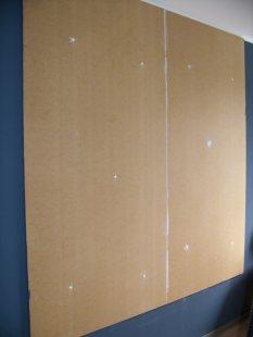 Tipp & Trick 'Tapezieren auf Holzplatte'
