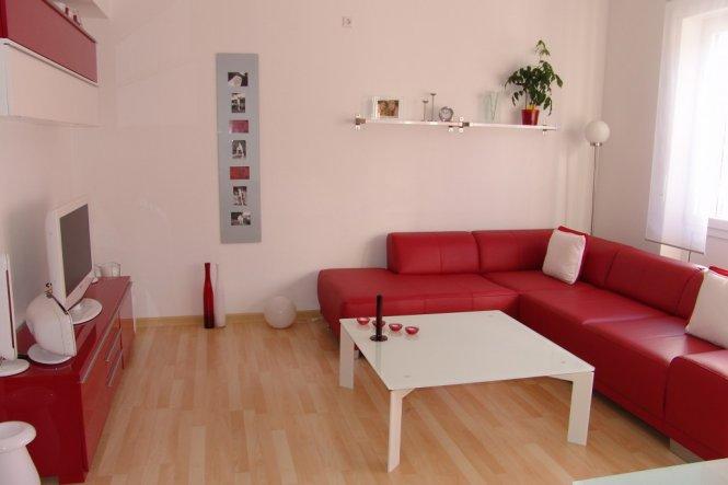 wohnzimmer pink macht eiche modern:Wohnzimmer esszimmer teilen ...