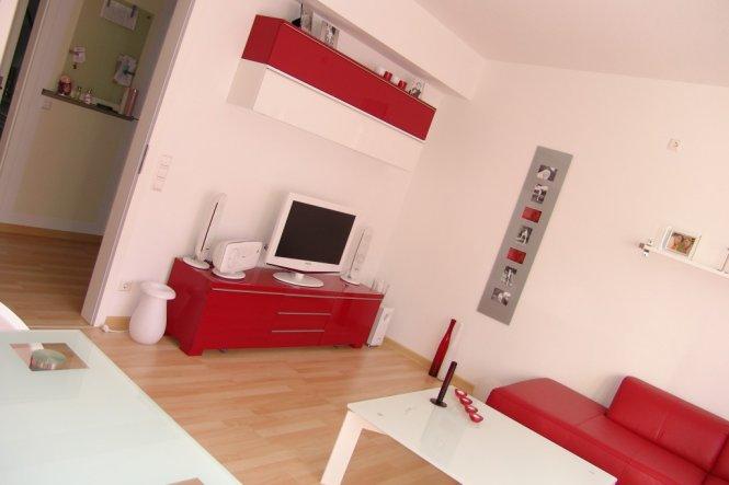 Wohnzimmer 'Wohnzimmer + Esszimmer'