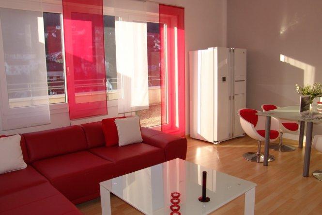 Wohnzimmer 'Wohnzimmer + Esszimmer' - Unsere kleine Wohnung ...
