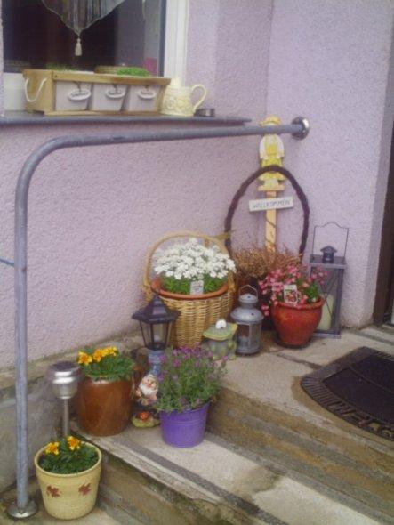 Hausfassade / Außenansichten 'Treppe alt'