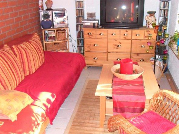 Wohnzimmer 'Veranda/Wintergarten'