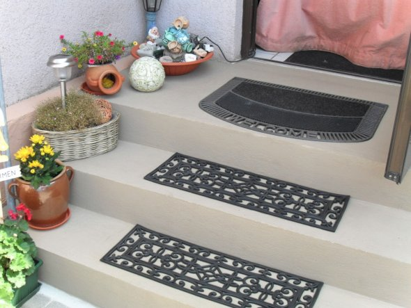 Terrasse / Balkon 'Neue Treppe'