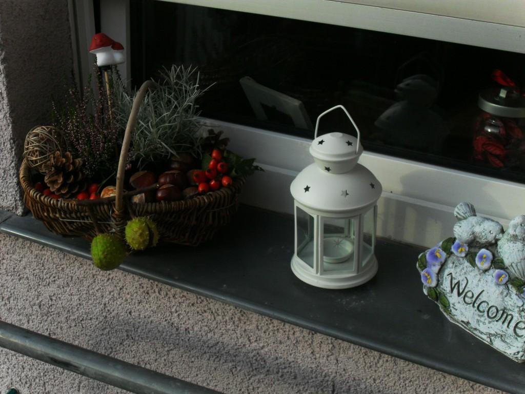 Deko unser neues zuhause von rotschnuffelkatze 14516 for Herbstdeko 2016 draussen
