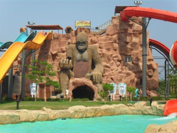 Pool / Schwimmbad 'Urlaub Ägypten'