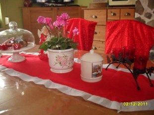 Weihnachten - Küche 2011