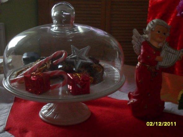 Küche 'Weihnachten - Küche 2011 '