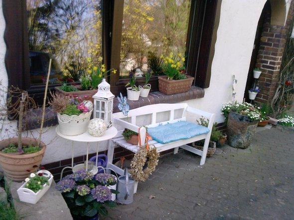 Terrasse / Balkon 'Frühling'