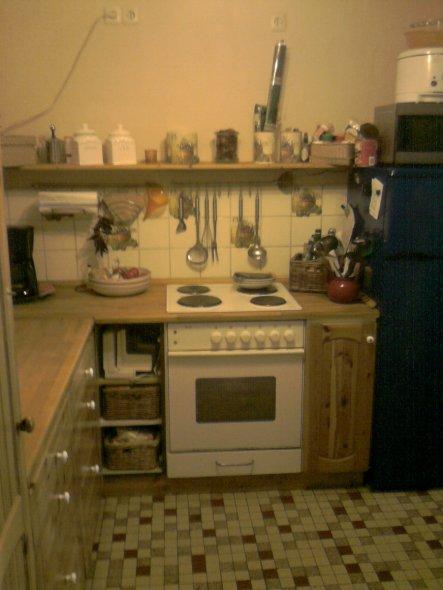 Küche 'Küche/Eßzimmer Neu'