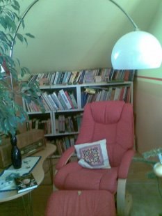 Hobbyraum 'Unsere Leseecke'