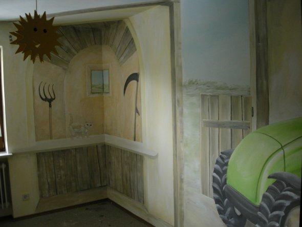 Kinderzimmer 'Bauer der 2te'