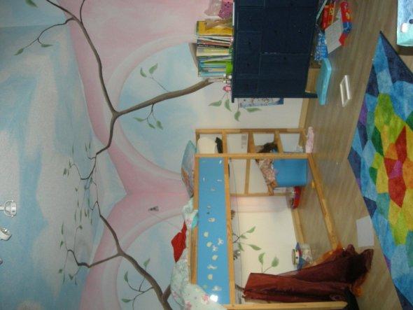 Kinderzimmer 'Burgfräulein'