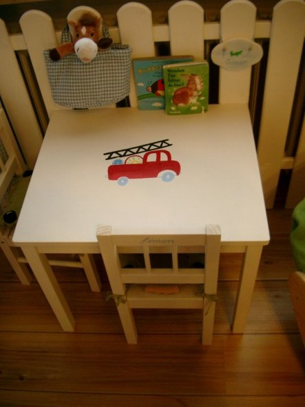 Kinderzimmer 'Juniorsuite'